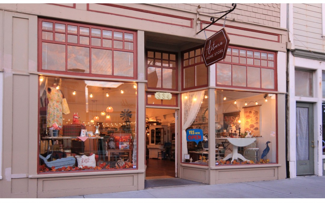 Fall Is Here! Astoria Home Store in Downtown Fort Bragg is Ready!