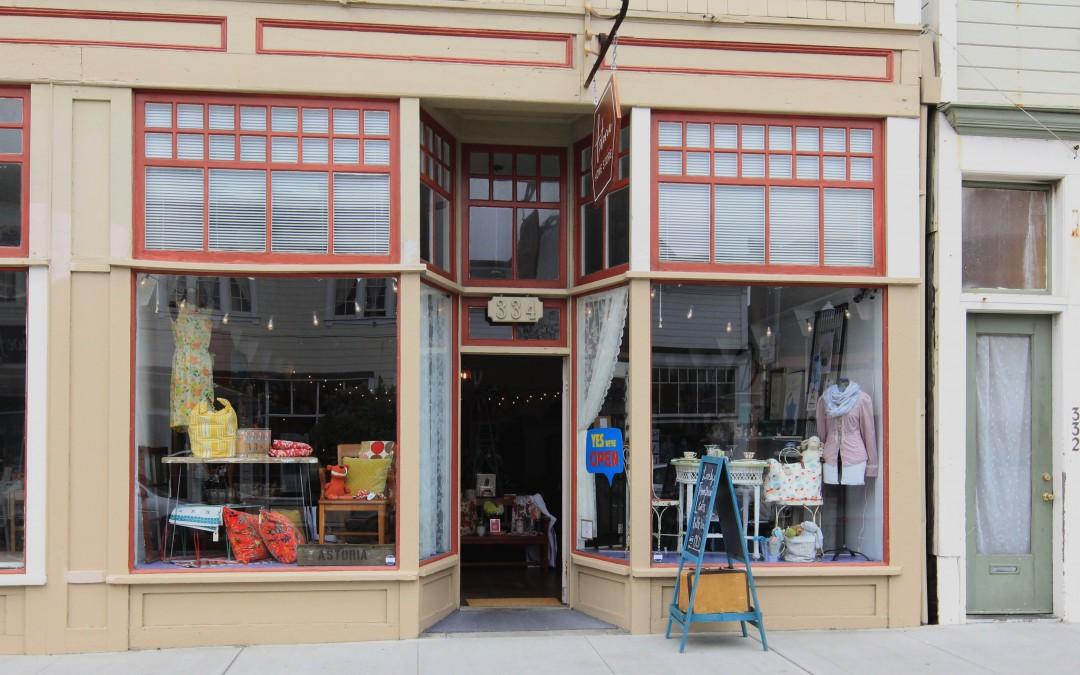 Take a Stroll Down Franklin Street in Downtown Fort Bragg California