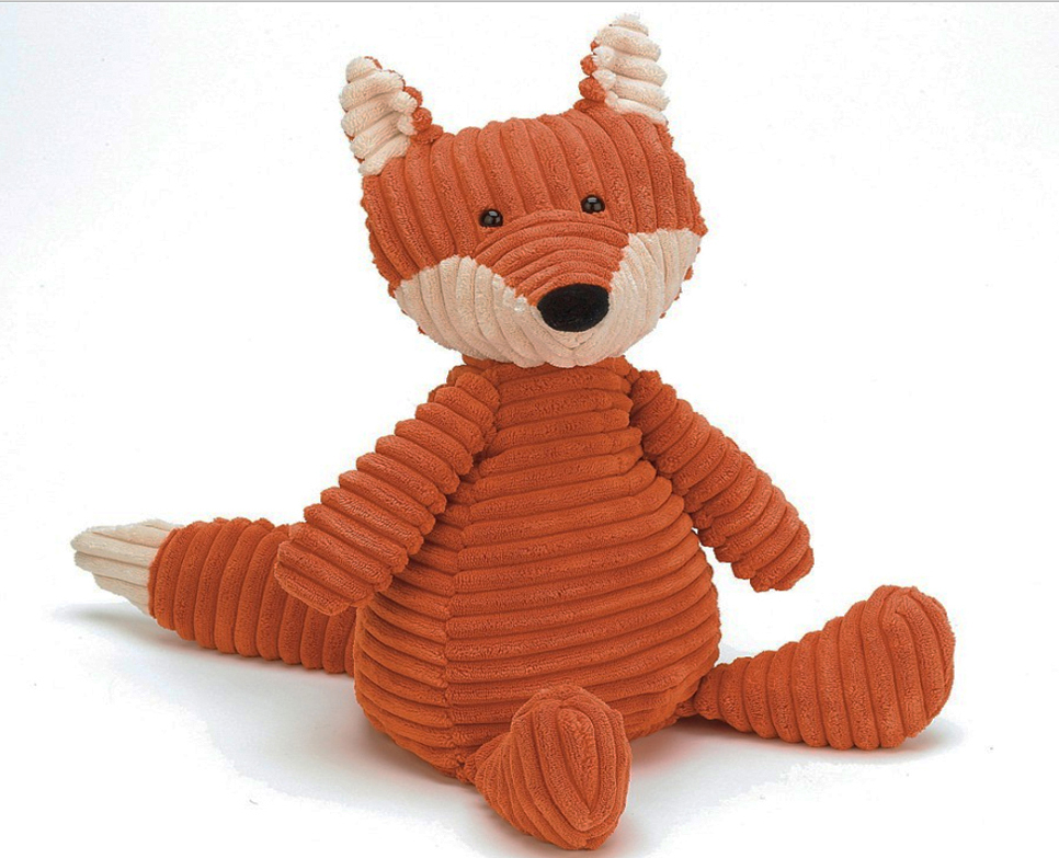 Jellycat Stuffed Animal Cordy Roy Fox Home Store And Gift Shop Fort Bragg Ca