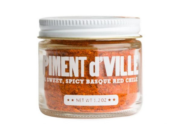 Piment d'Ville - Red Chili Pepper Powder from Signal Ridge grown from locals in Boonville, Anderson Valley, in Mendocino County California