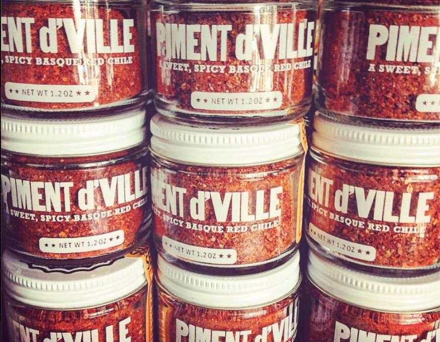 It's here at our shop and online too! Piment d'Ville is at Astoria Home Store and Giftshop in Fort Bragg