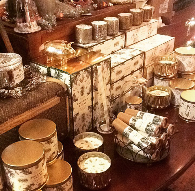 All the holiday candles are BACK IN STOCK!  Come and get 'em while they're still here!  We especially only have a limited number of Woodfire ones!