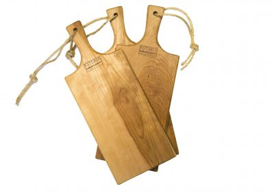 Handmade in Mendocino Astoria Home Store Gift Shop Downtown Mendocino Village Birch Charcuterie Board 3