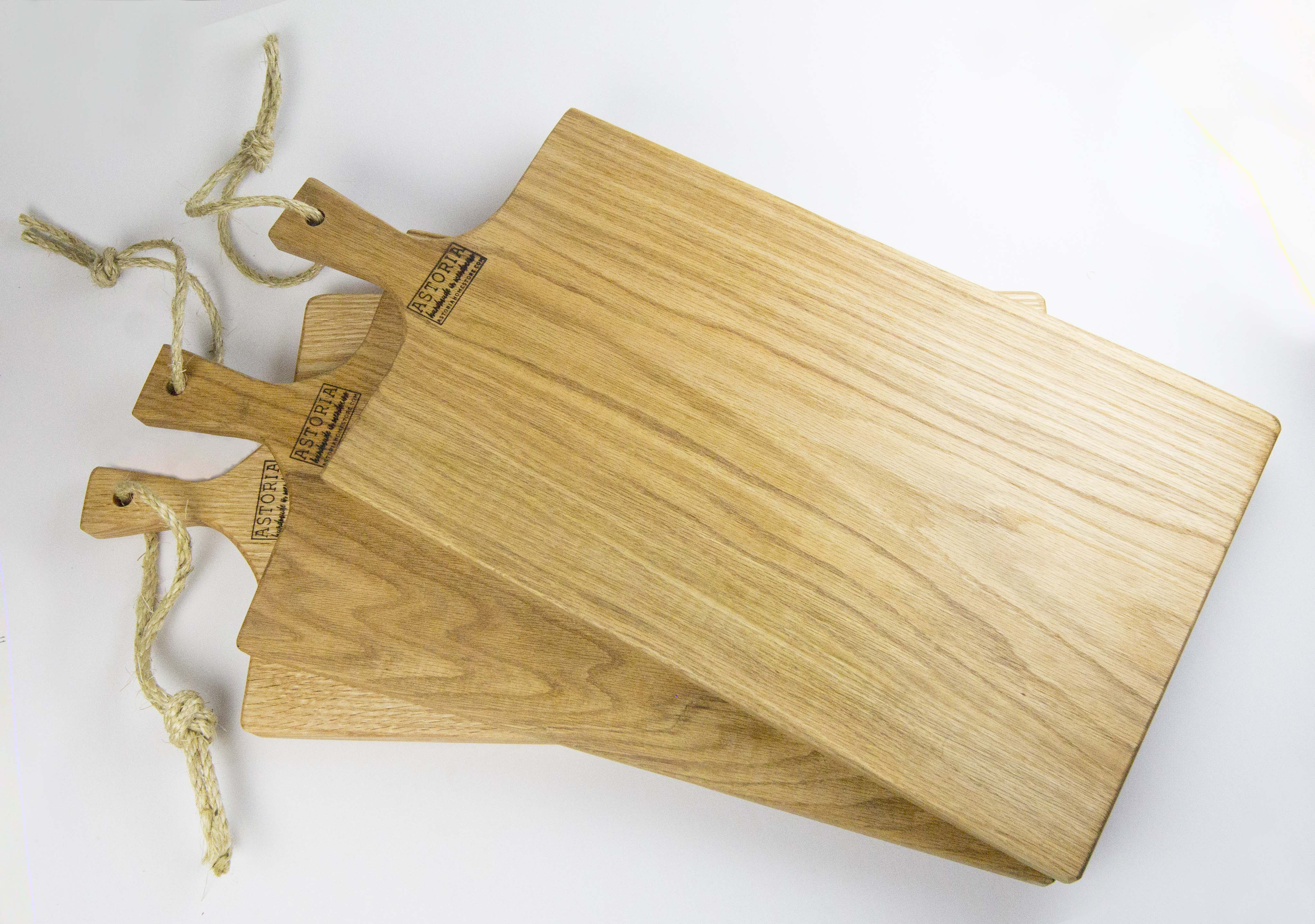 Handmade Cutting Board and Serving Tray Combo