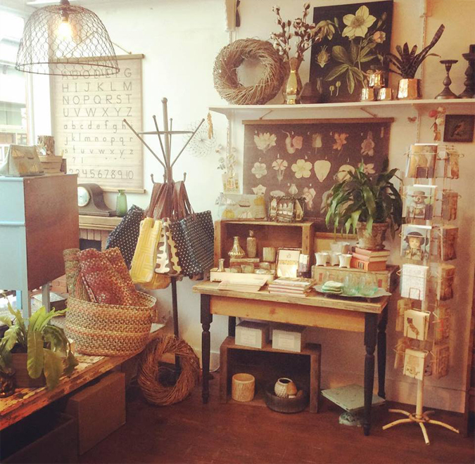 After pretty much moving everything around in the shop,  it's starting to come back together!  We have lots of great new goodies  (many of which we're still unpacking) so stop on by!