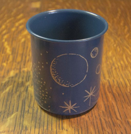 Astoria Home Store Fort Bragg – Mendocino CA - Cup Pencil Pen Holder Danica - Butterfly Cup Pen Holder Pencil Holder 3