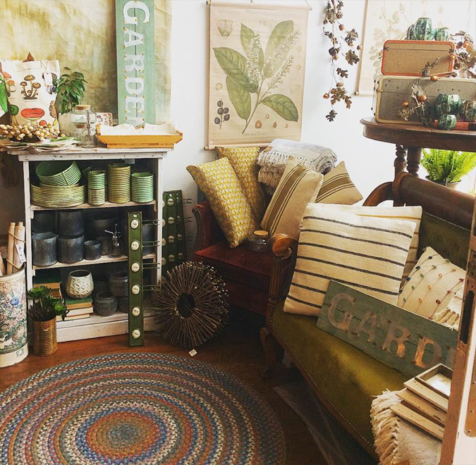 Happy little shop corner 😊