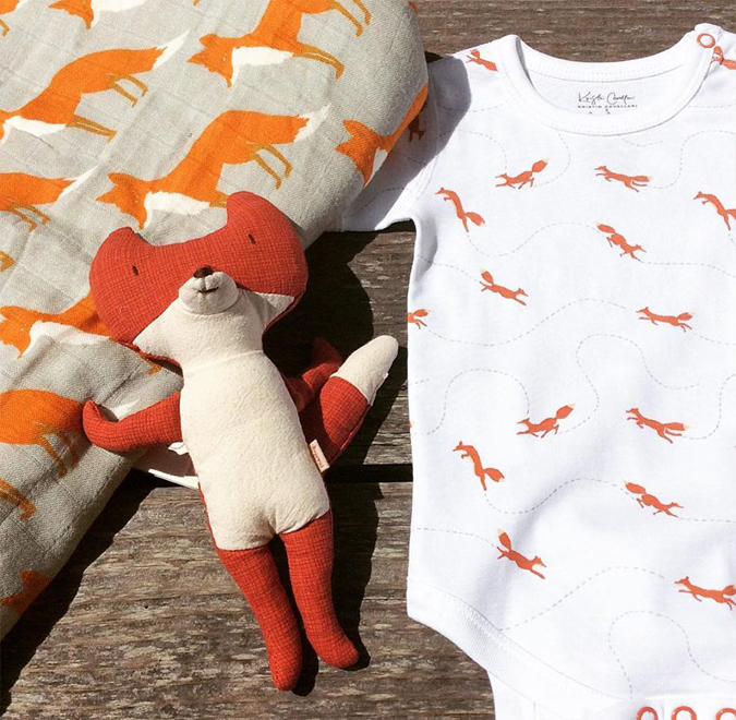 Feeling foxy on the Mendocino Coast 🦊  Perfect Gifts for a Baby Shower