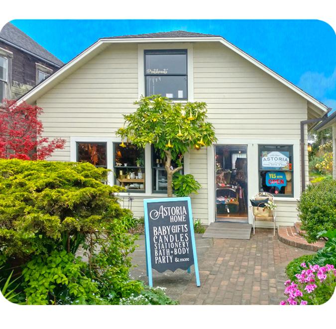 Astoria Home Decor And Gift Shop: Astoria Home Decor And Gift Shop In Downtown Mendocino
