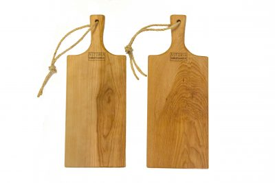 Handmade in Mendocino Astoria Home Store Gift Shop Downtown Mendocino Village Birch Charcuterie Board