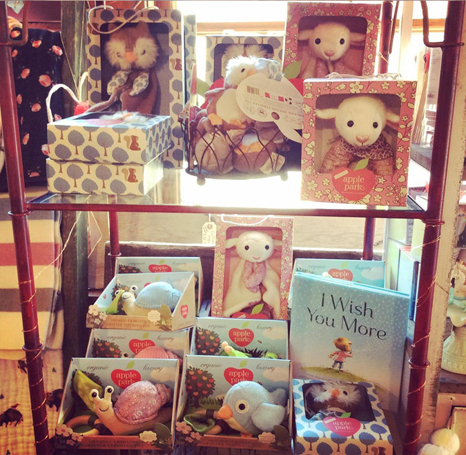 Super stocked up on baby stuff!  Come find the perfect baby gift!
