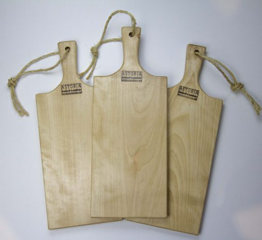 USA MADE IN USA Birch Charcuterie Board Set Paddle Set - Handled Charcuterie Board - Handcrafted in Mendocino - Handmade in Mendocino - Combo Sale Deal 3