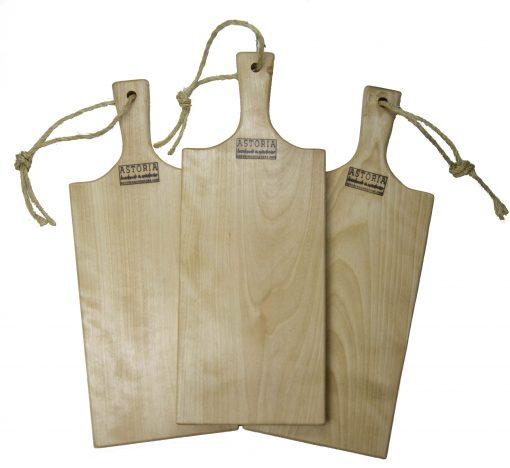 USA MADE IN USA Birch Charcuterie Board Set Paddle Set - Handled Charcuterie Board - Handcrafted in Mendocino - Handmade in Mendocino - Combo Sale Deal 3 - white