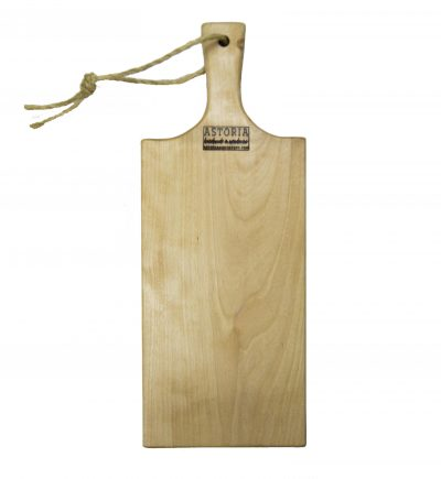 USA MADE IN USA Birch Charcuterie Board Set Paddle Set - Handled Charcuterie Board - Handcrafted in Mendocino - Handmade in Mendocino - White