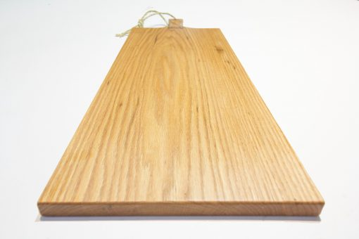 Extra Large Red Oak Charcuterie Board Bread Board Serving Board Handmade in Mendocino California USA made