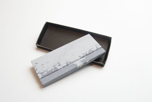 Ironquill Knife and Hook Sharpening Stone Made in Arkansas USA Stone Quarried in Ouachita Mountains Gift Shopping - Knife Care - Knife Sharpening Stone 2
