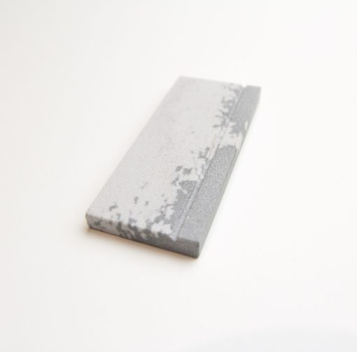 Ironquill Knife and Hook Sharpening Stone Made in Arkansas USA Stone Quarried in Ouachita Mountains Gift Shopping - Stone - Knife Sharpening Stone 2