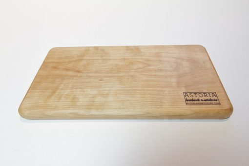 Mendocino Birch Cheese Board - Handmade Locally In Mendocino - Gift Shop in Mendocino Village - Solid One Piece of Wood