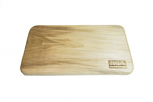 Mendocino Poplar Hardwood Cheese Board - Handmade Locally In Mendocino - Gift Shop in Mendocino Village - 1
