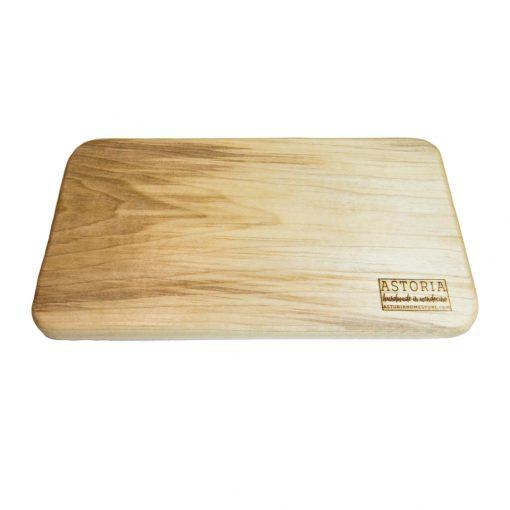 Mendocino Poplar Hardwood Cheese Board - Handmade Locally In Mendocino - Gift Shop in Mendocino Village - 1st