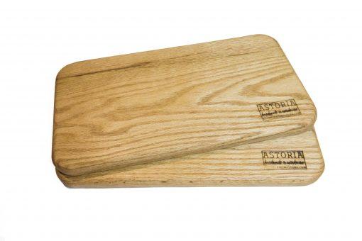 Mendocino Red Oak Cheese Board Set - Pare - Two - Handmade Locally In Mendocino - Gift Shop in Mendocino Village - Double Deal Sale