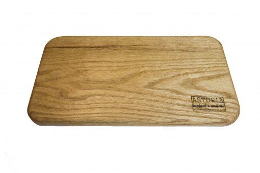 Mendocino Red Oak Hardwood Cheese Board - Handmade Locally In Mendocino - Gift Shop in Mendocino Village - 1