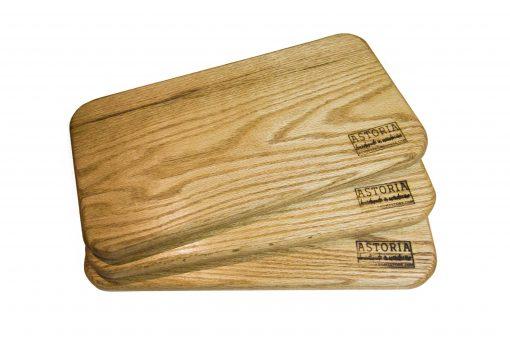 Mendocino Red Oak Hardwood Cheese Board Set - Three - Handmade Locally In Mendocino - Gift Shop in Mendocino Village - Triple Deal Sale
