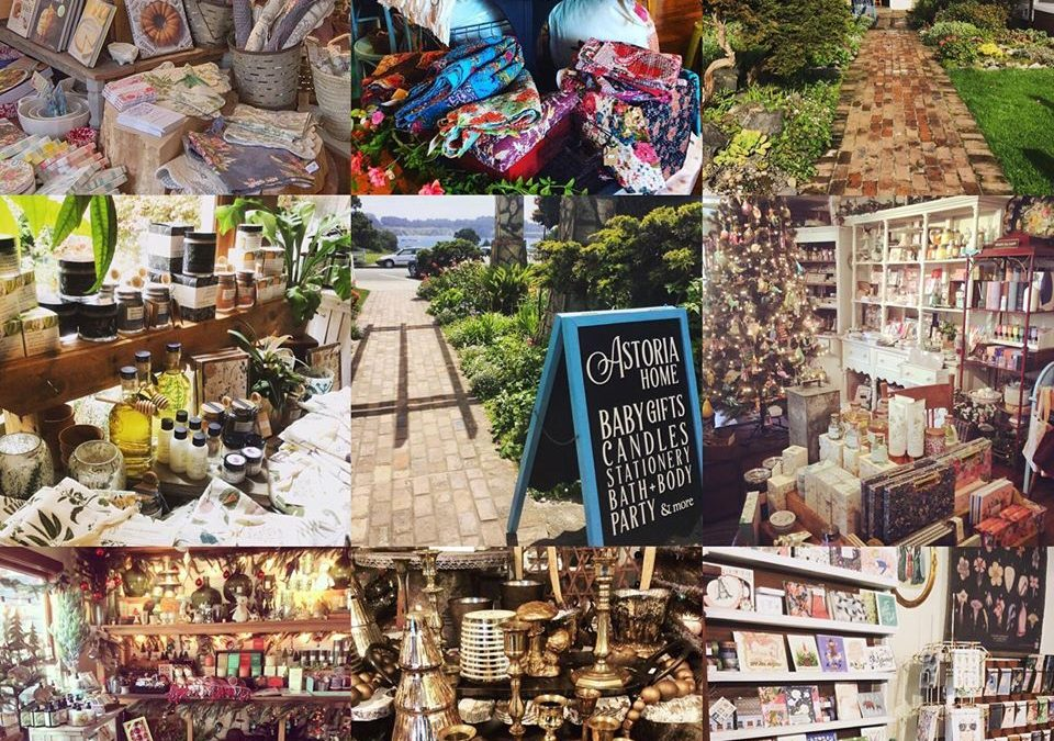 Astoria Gift Shop of Mendocino 2019 - One Year in Mendocino - 45050 Main Street Mendocino Village Shopping