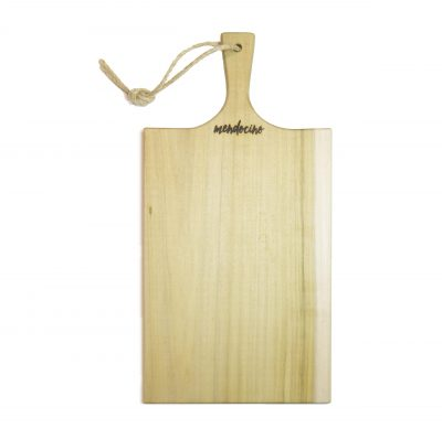 Large Poplar Charcuterie Board - Mendocino Stamp - Locally Handcrafted in Mendocino Village - USA MADE IN USA 1