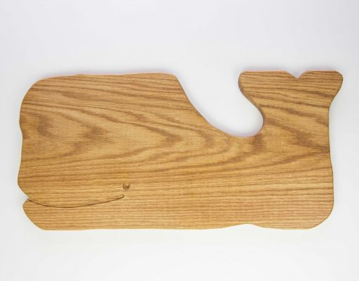 Whale Shaped Charcuterie Board Platter - Whale Cheese Board - Sperm Whale Board - USA MADE IN USA - Handcrafted in Mendocino California top