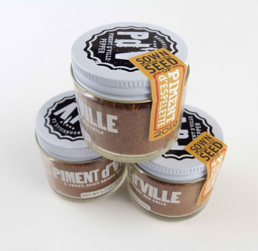 Regular Sweet Chile Spice of Mendocino County Hand Crafted Chille Powder Spice - USA MADE IN USA - Handcrafted in Boonville Piment d'Ville Boon Ville 3