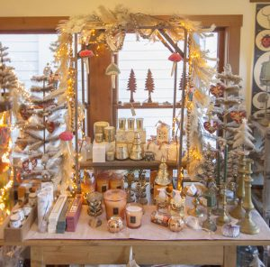 Christmas Gift Shopping in Mendocino Village Holiday Shopping at our location 45050 Main Street Mendocino California