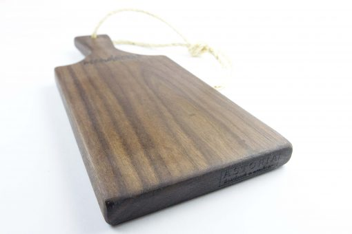 Mendocino Souvenir in Mendocino Locally Handcrafted Made in the USA MADE Small Size Black Walnut Charcuterie Board Gift Mendo Product Astoria Home Décor and Gifts Product Photo