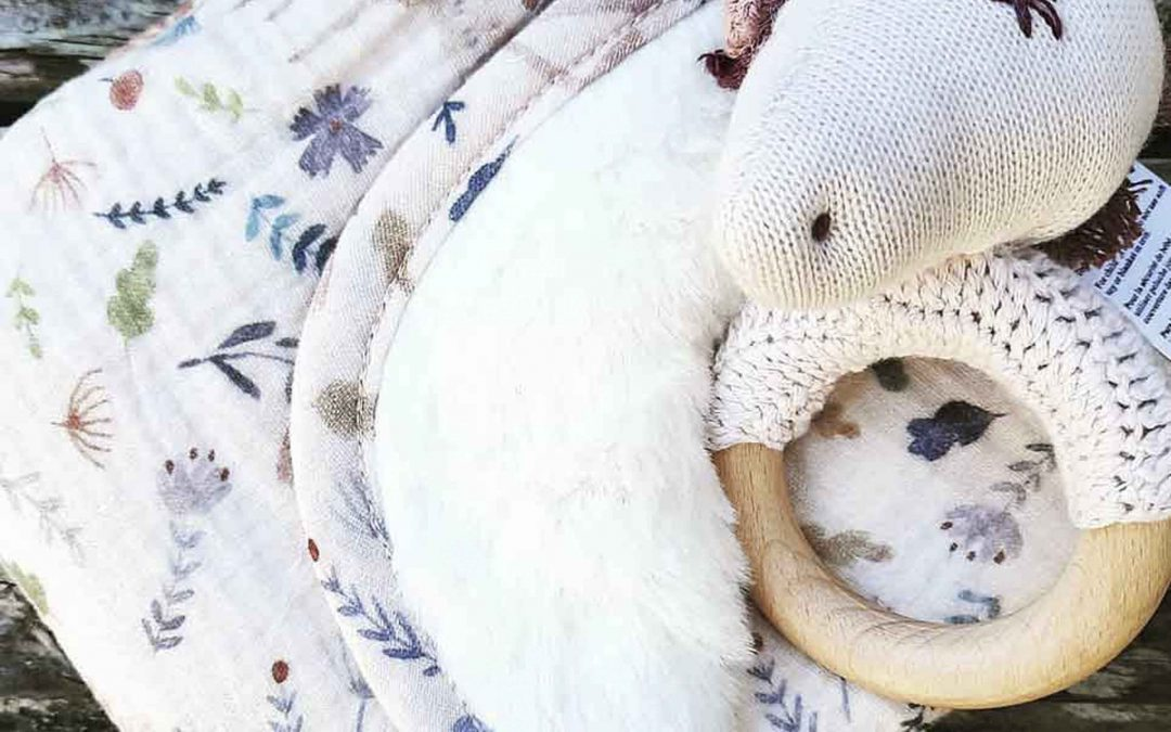 Sweet new baby blankets, rattles, and loveys are at Astoria Home Store in Mendocino!  Lovelovelove the pattern on this blanket  and that it has a soft sherpa backside.  If you are in Mendocino and in search,  these make perfect baby gifts!