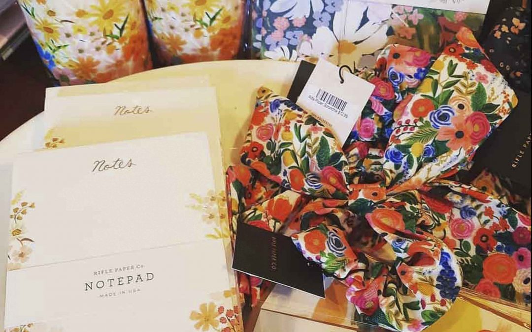 New cards, notepads, notebooks and stationery  have arrived!  We also have more scrunchies,  mugs and lots more Spring Gifts!   Stop by the gift shop at 45050 Main Street Mendocino,  Or contact us here! We're happy to ship :)