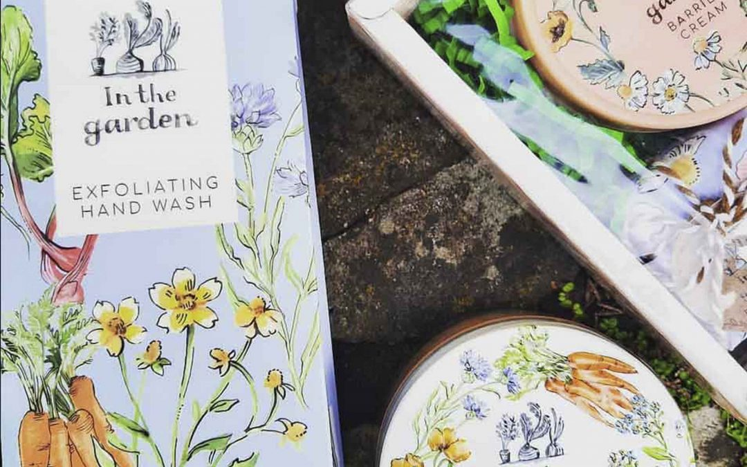Gifts for gardeners 🌷🌼🌻🌺  If you are shopping for any gardening gifts for that gardener in your life,  Check out our Gift Shop in Mendocino,!  These handsalves are the best  for rejuvenating dry hands  after a hard day's work out in the garden.