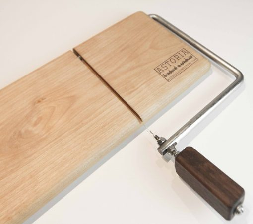 Big Cheese Slicer Made in USA Made in Mendocino Handmade Cheese Slicer Handcrafted Mendocino Village Gift Shopping Local