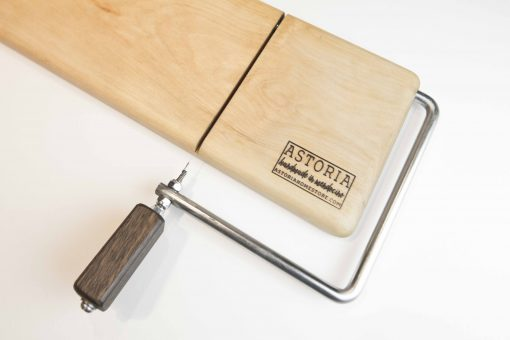 Made in USA Made in Mendocino Handmade Cheese Slicer Handcrafted Mendocino Village Gift Shopping