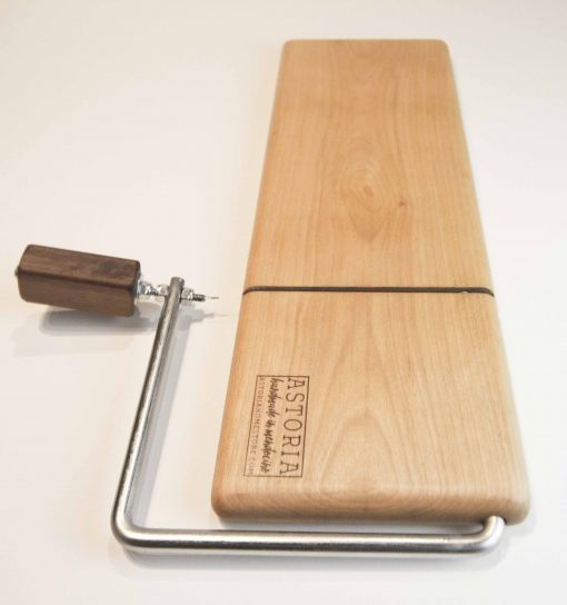 Made in the USA Made Large Cheese Slicer Handcrafted Handmade in Mendocino Village Gift Shopping