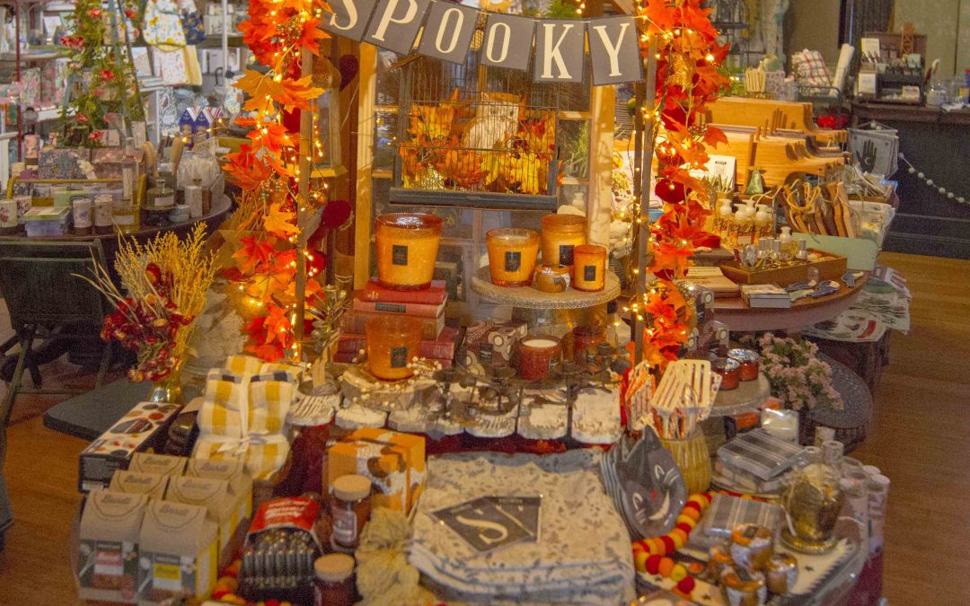 Fall is Here!!!  Come visit us in Mendocino Village  Cannot make it, contact us  We Ship